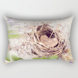 Heart Nest* Rectangular Pillow