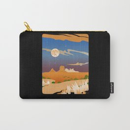 Monument Moon2 Carry-All Pouch