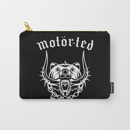 Motor Ted Carry-All Pouch