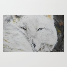 Eye of the Wild by Teresa Thompson Rug