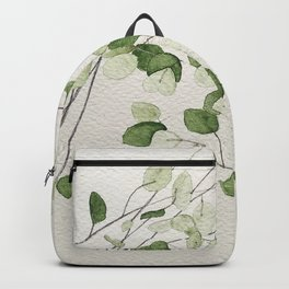 Eucalyptus branches Backpack