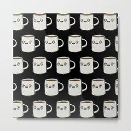 Coffee 4 Dayz Metal Print
