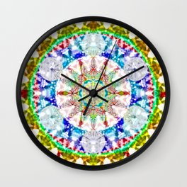Within - The Sacred Geometry Collection Wall Clock