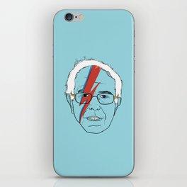 Blue Bernie Sanders 2016 iPhone Skin