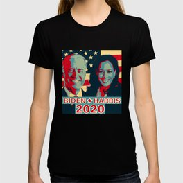 Joe Biden Kamala Harris 2020 T-shirt