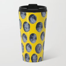 Blueberry pattern Travel Mug