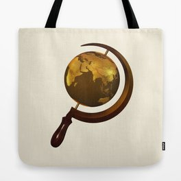 Workers of the Globe Tote Bag