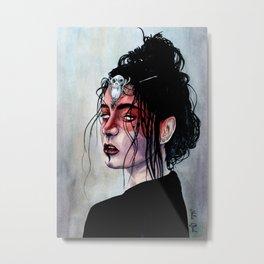 Dark Seer (2016) REVAMP Metal Print