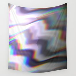 HoloGlitch Wall Tapestry