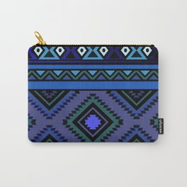 Blue Pendleton Carry-All Pouch