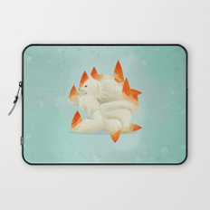 038 Ninetales Laptop Sleeve