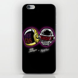 The helmets iPhone Skin