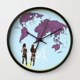 Seaworld Wall Clock