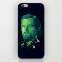 calvin iPhone & iPod Skins featuring Calvin Candie by Dr.Söd