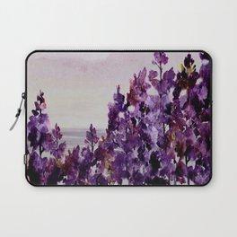 Purple Trees Laptop Sleeve