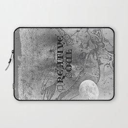 Unicorn: Untamed Soul Laptop Sleeve