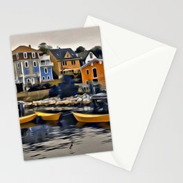 Lunenburg, Nova Scotia Stationery Cards