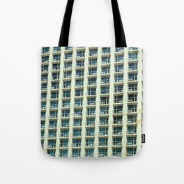 Tel Aviv - Crown plaza hotel Pattern Tote Bag