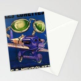 plakat Les Lunettes Stationery Cards