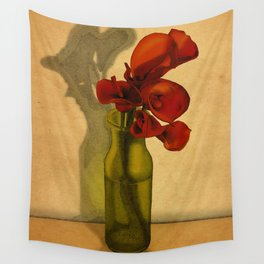 Calla lilies in bloom Wall Tapestry