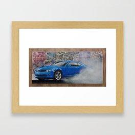 Penny Framed Art Print