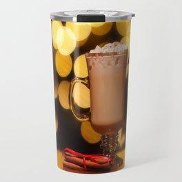 Holiday Eggnog Travel Mug