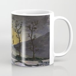 Forever lonely trees (The Danish Girl interpretation) Coffee Mug