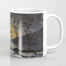 Forever lonely trees (The Danish Girl interpretation) Coffee Mug