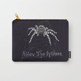 Follow The Spiders  Carry-All Pouch