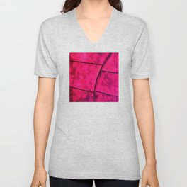 Junctions and Intersections Unisex V-Neck