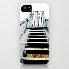 Stairway (2) iPhone Case