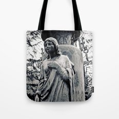 Wingless angel Tote Bag