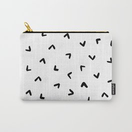 Little Arrow Pattern Carry-All Pouch