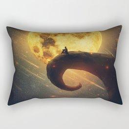 magic dreamland Rectangular Pillow