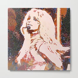 Britney Metal Print