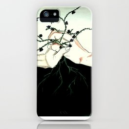The world we created. iPhone Case