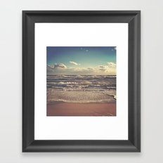 florida  Framed Art Print
