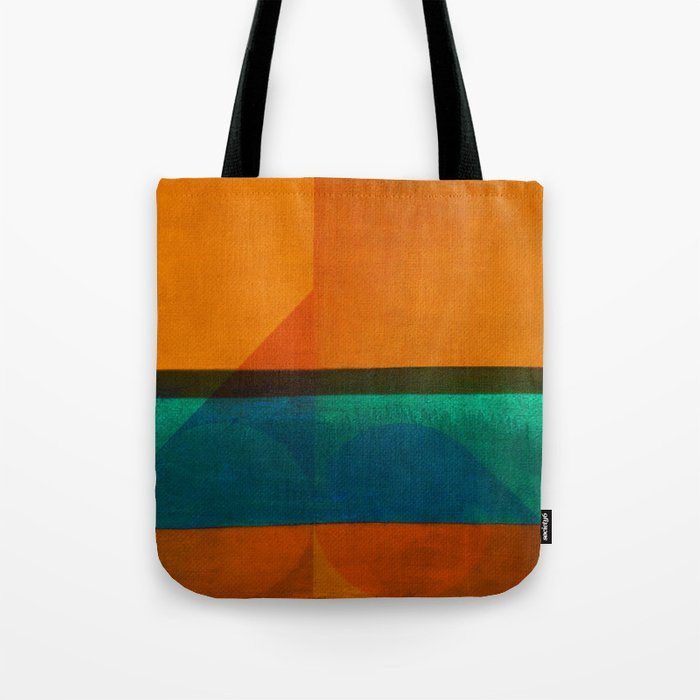 Pedaling in the Beachfront Tote Bag