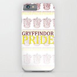 Gryffindor Pride iPhone Case