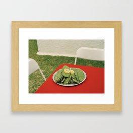Nopales  Framed Art Print