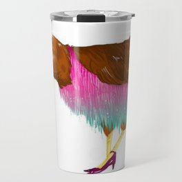 Cluck Off Travel Mug