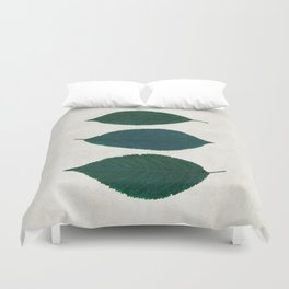 three of a kind 5 Duvet Cover