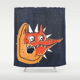 Foxx Shower Curtain