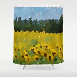 Landscape 09.01 Shower Curtain