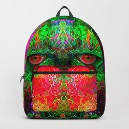 The Flower King Backpack