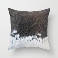 No. 19 Throw Pillow