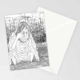 Confessor Stationery Cards