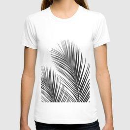 Tropical Palm Leaves #1 #botanical #decor #art #society6 T-shirt