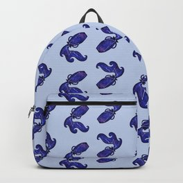 Astrological sign aquarius constellation Backpack