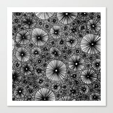 Black Holes Canvas Print